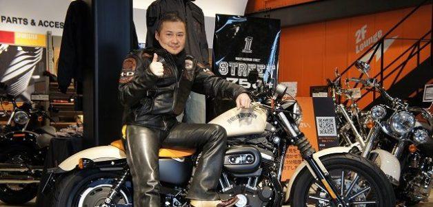 萩原流行 うつ病 事故 バイク